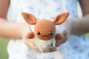 Tiny Rabbit Hole - Amigurumi Crochet Artist Needed! - lying eevee