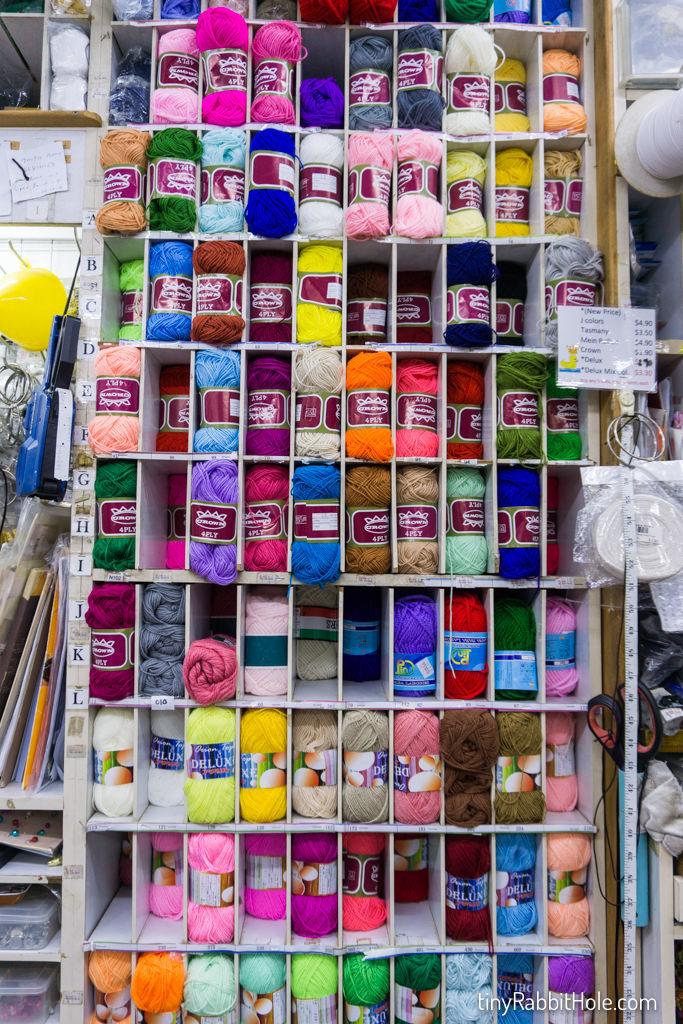 Tiny Rabbit Hole - Elsie Departmental Store – Ang Mo Kio Craft Shop
