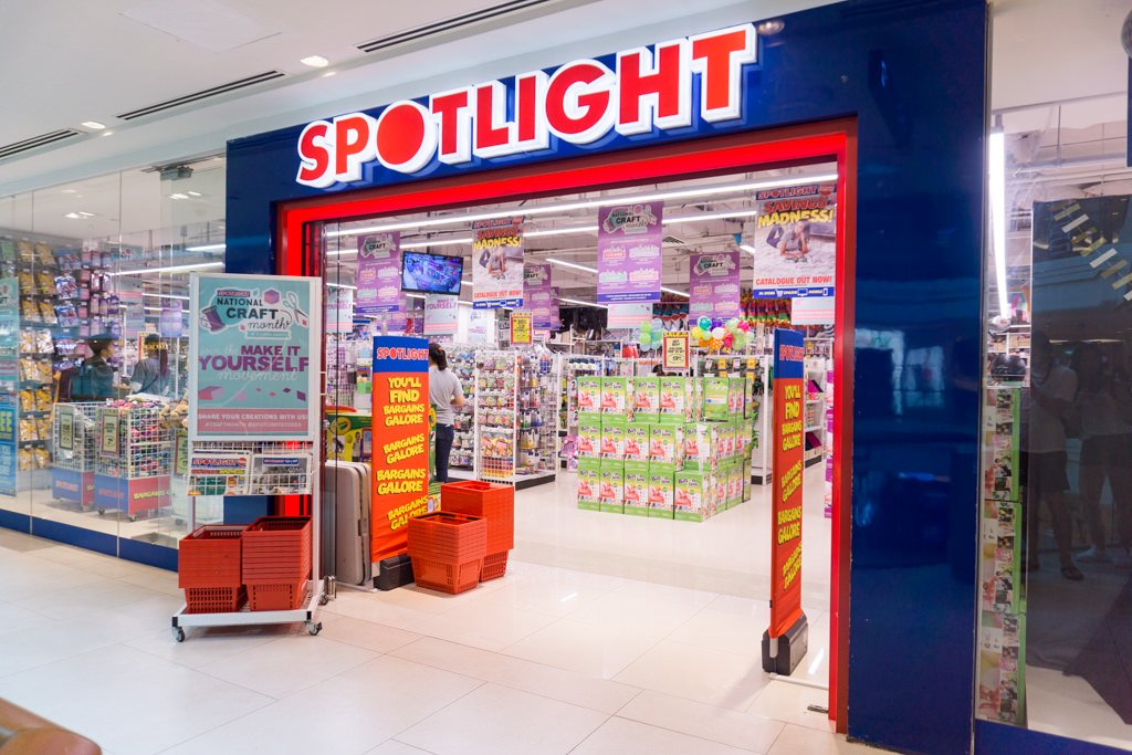 Tiny Rabbit Hole - Spotlight – Plaza Singapura / Dhoby Ghaut / Orchard Road Craft Shop - Plaza Singapura