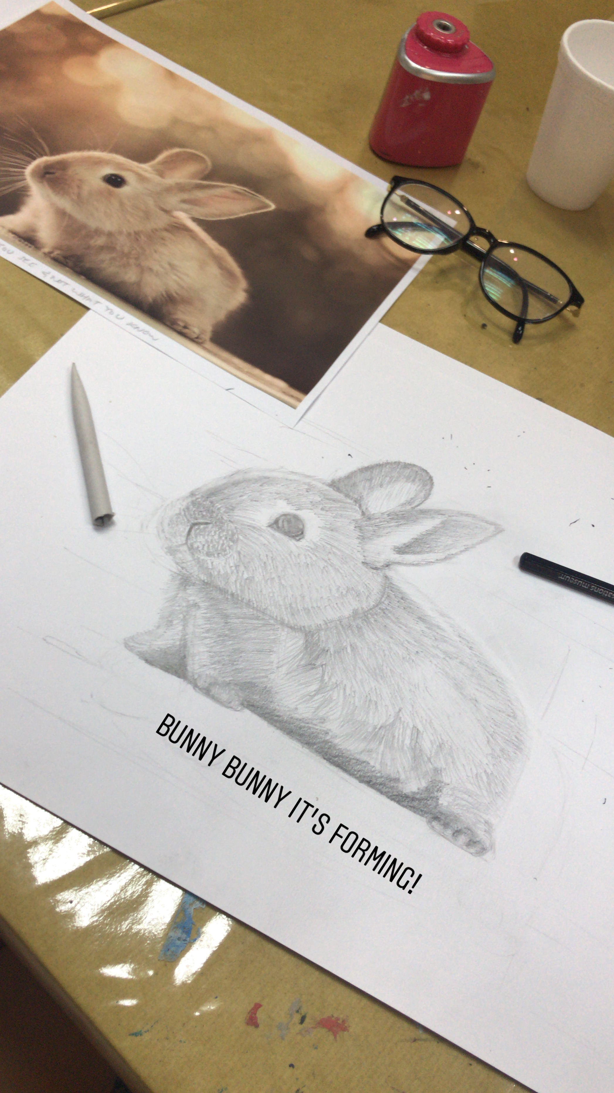 Learning to Draw with The Fort Studios!