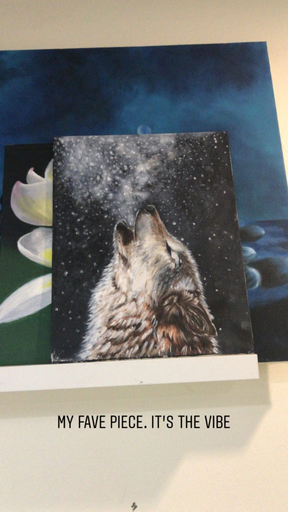 Tiny Rabbit Hole - The Fort Studios Painting Drawing Art Fox Realistic