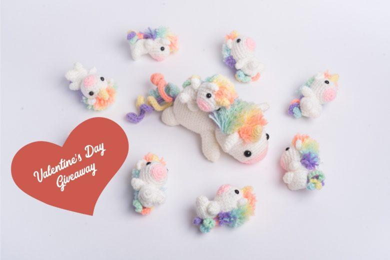 tiny rabbit hotiny rabbit hole - valentine day giveaway picomaru the baby rainbow unicorn amigurumi crochet knit singaporele - valentine day giveaway picomaru the baby rainbow unicorn amigurumi crochet knit singapore